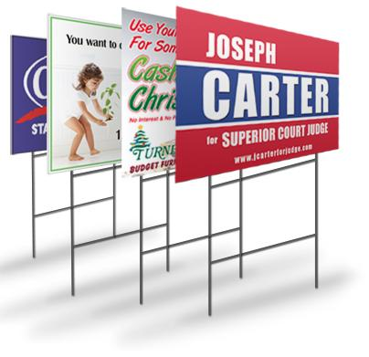 Lawn Signs 16